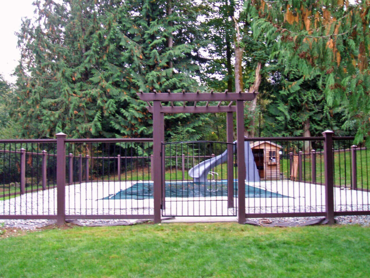 Arbor And Trellis Fence Company Snohomish County Npr Fence