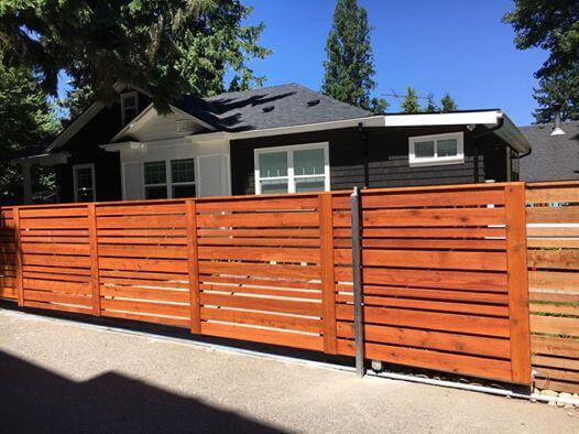 Sliding Gate Npr Fence