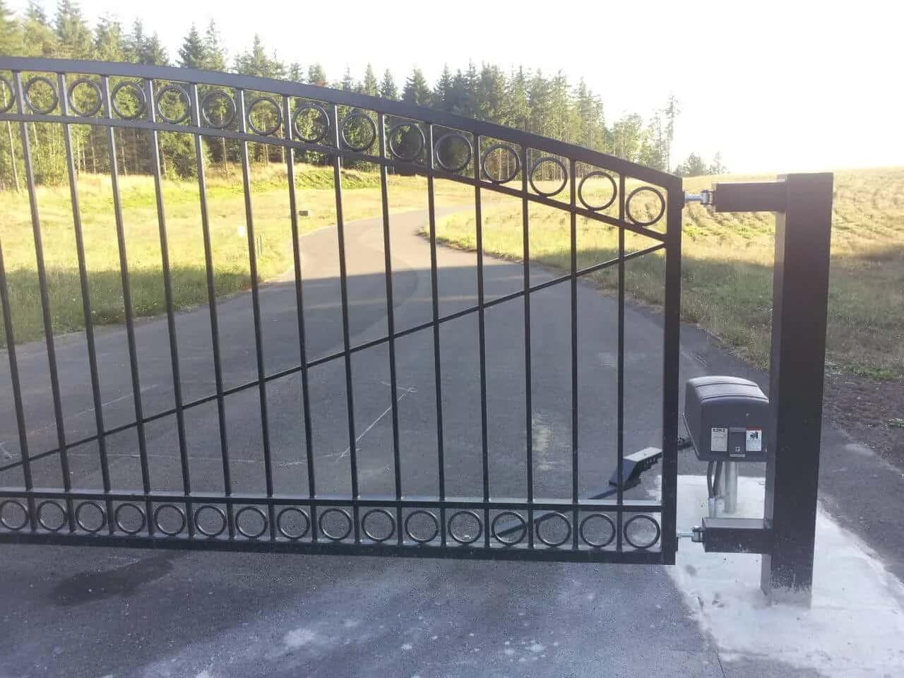 Single Arm Mezzanine Swing Gates – Articleblog info