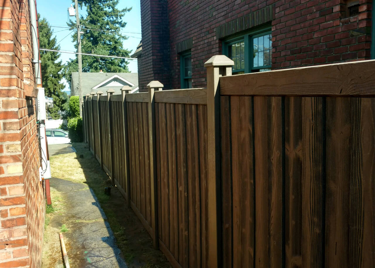 Simtek Fencing Options Npr Fence