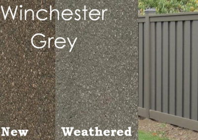 Swatch Color - Winchester Grey
