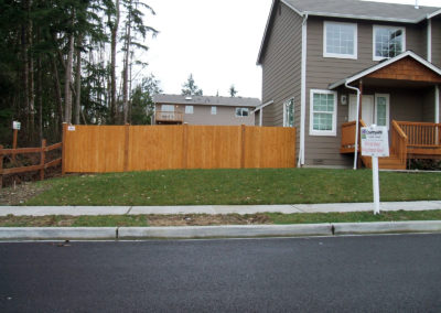 6' Estate Style Fence
