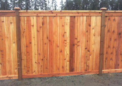 Full Panel Fence