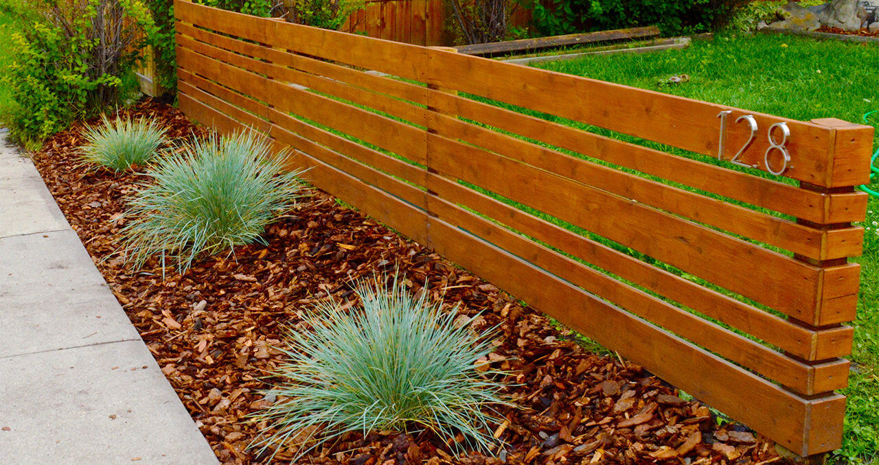 Fence trends