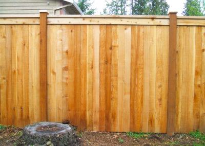 Mod Panel Fence