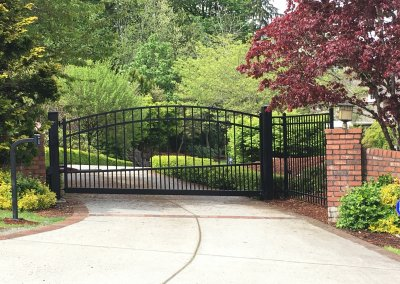 12' Single Swing Gate