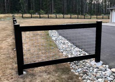 4' Blackline HHP Hog Panel fence