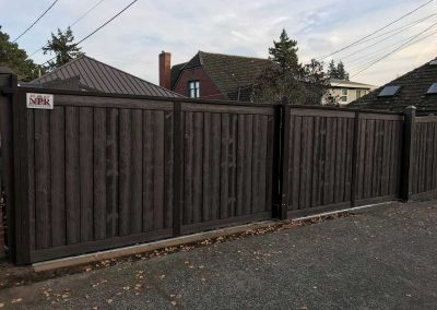 6'-Sherwood-privacy-fence,-Walnut-Brown