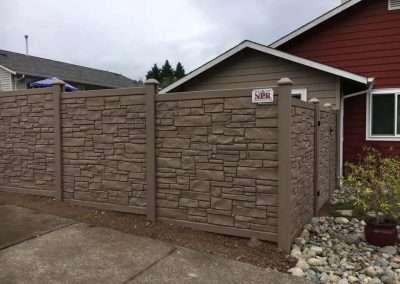 Simtek EcoStone Brown Granite